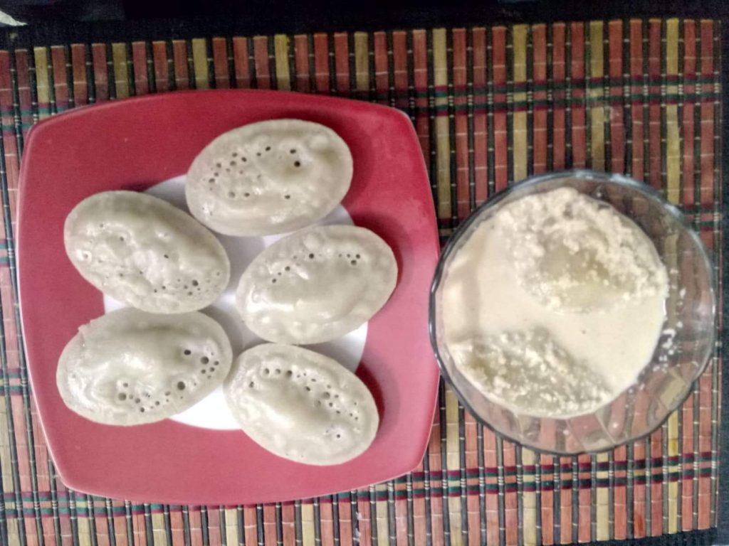 Dudh Chitoi from Angry Mom's Kitchen