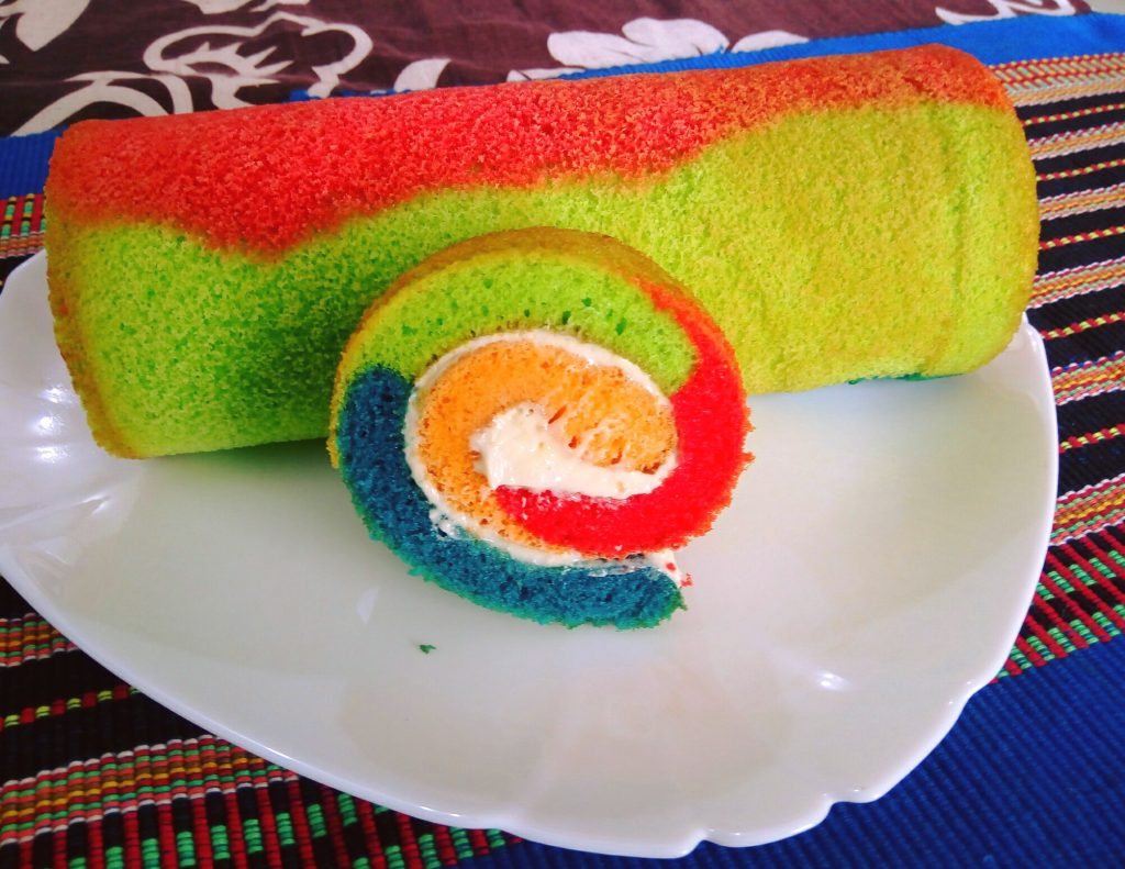 Multi Color Swiss Roll from Bangaliana