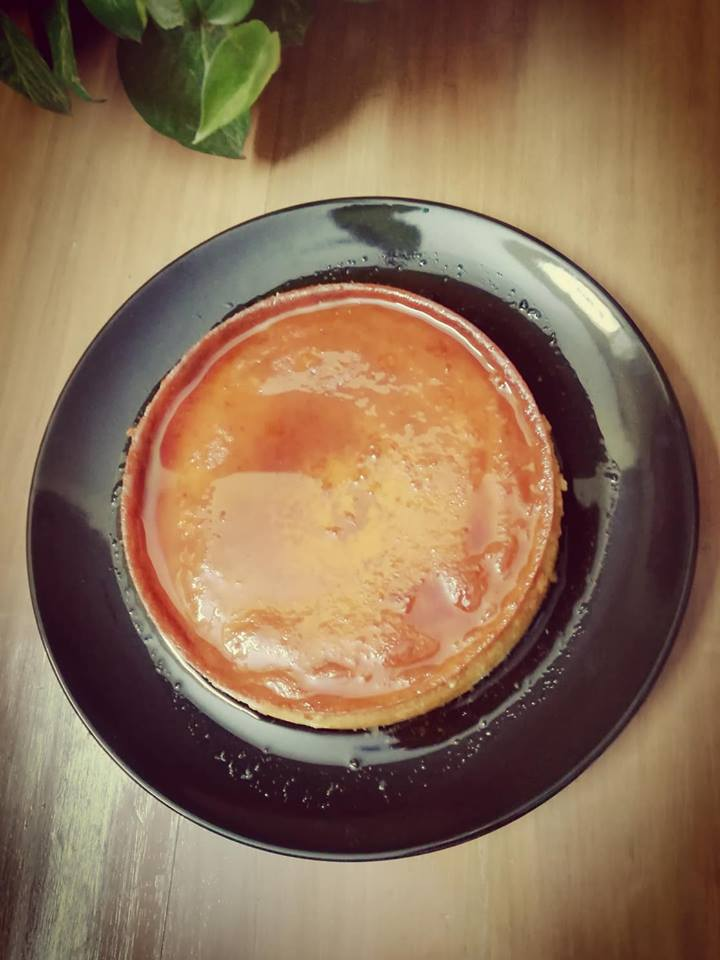 Caramel Pudding from FoodBin