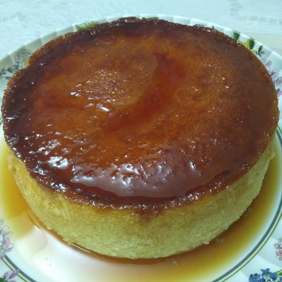 Pudding from TummyFull Kitchen