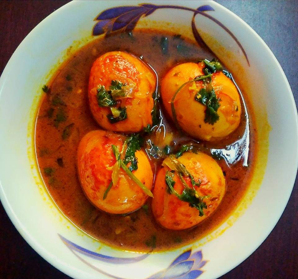 Dim Bhuna from TummyFull Kitchen