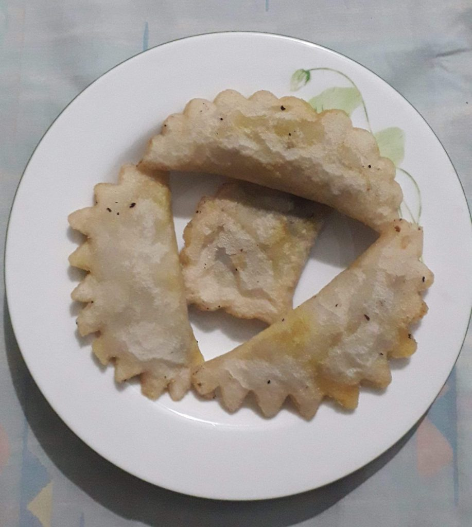 Narikel Puli Pitha from Papri's Dream