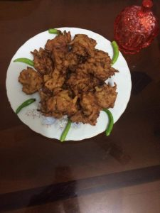 Vegetable Pakora from Papri's Dream