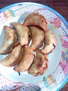 Jhaal Beef Pitha from Papri's Dream