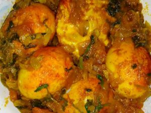 Dim Vuna with Potato from Papri's Dream