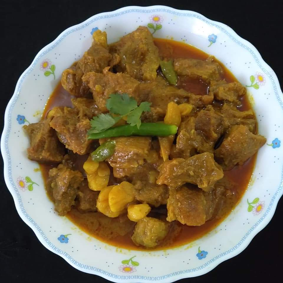 Beef Curry with Potato from Papri's Dream