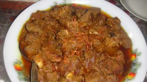 Beef Rezala (Biye Barir Style) from Papri's Dream