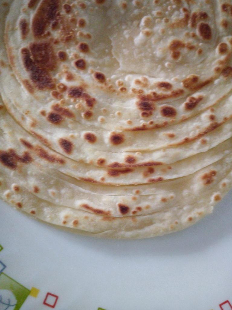 Laccha Parata from Sahiyy Kitchen