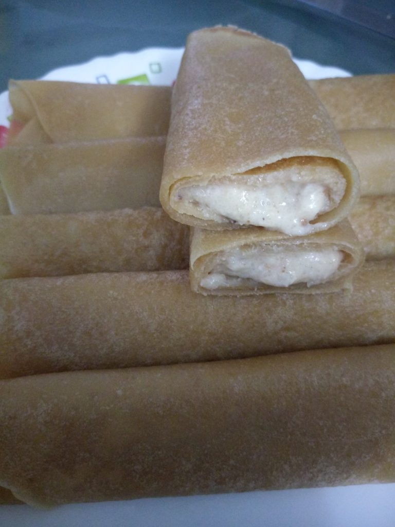 Khir Patishapta from Sahiyy Kitchen
