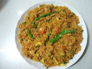 Special Mushur Daal Bhuna from Dipti's Cookhouse