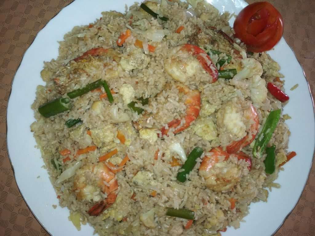 Fried Rice from Dipti's Cookhouse