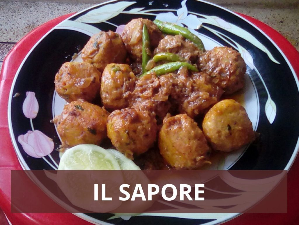 Chicken Gravy Nargis Kabab-12 pcs from Il Sapore
