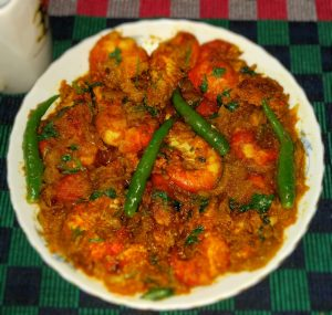 Prawn Malai Curry from Tahira's Cookhouse