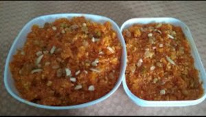 Grated Gajorer Halwa (Carrot Halwa) (1kg) from Dipti's Cookhouse