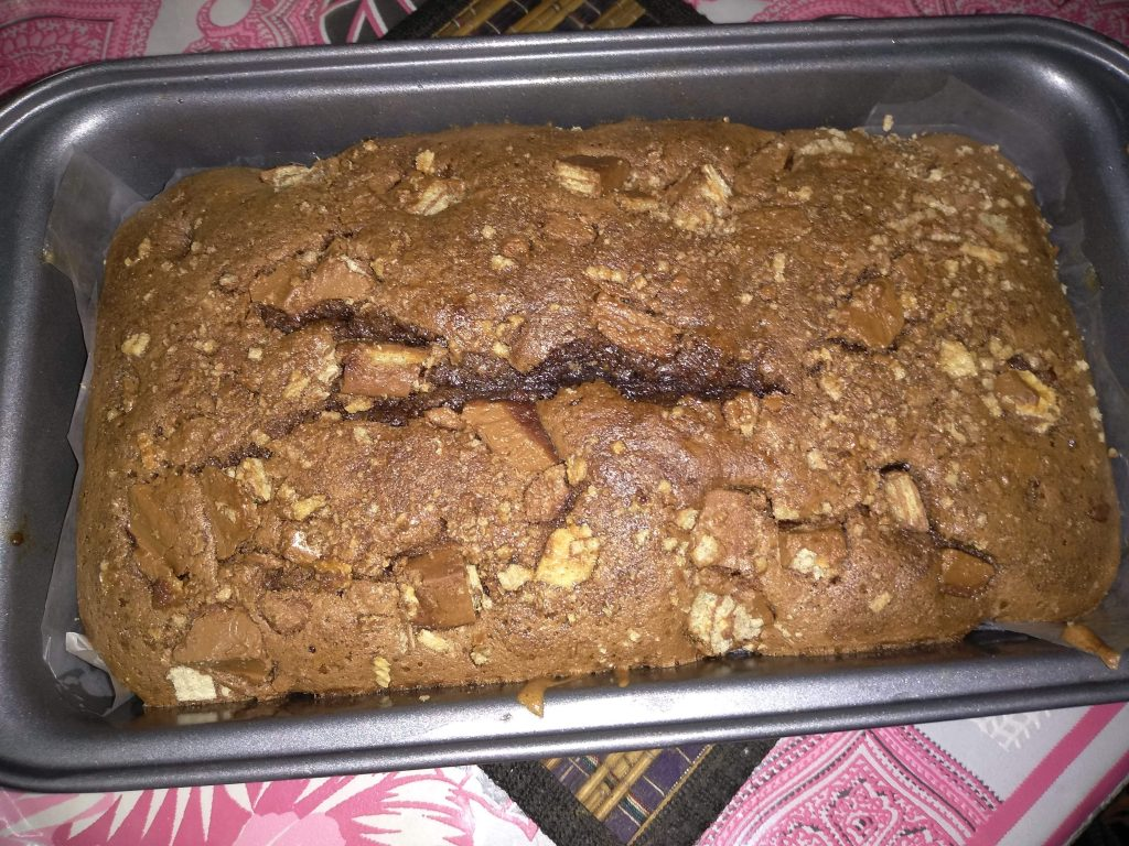 Chocolate Ovaltin Cake from Nasrin's Kitchen