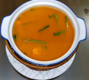 Thai Soup from Ruma's Kitchen