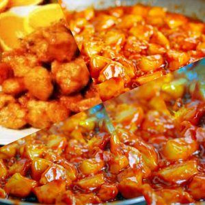 Orange Chicken from Eat FoR LifE