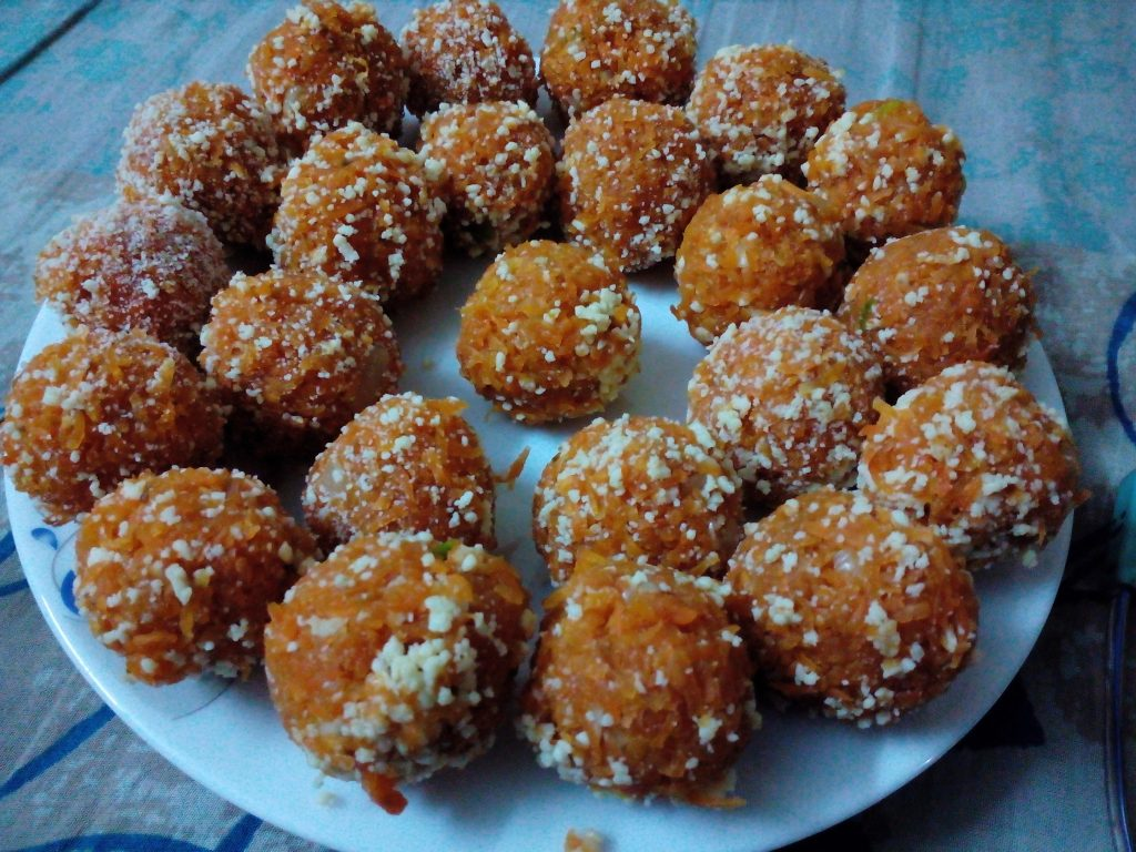 Gajor er Laddu from Made by Mood
