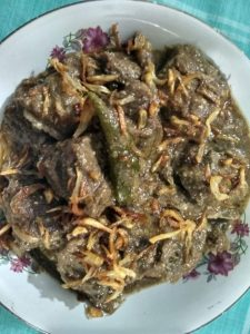 Mutton Bhuna from Dipti's Cookhouse