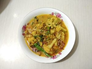 Fulkopi o Mugdaal er Curry