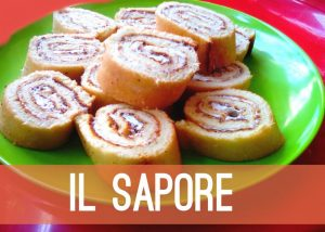 Chocolate Swiss Roll - 15Pcs from Il Sapore