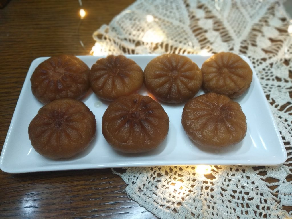 Chhach er Pitha from Ayana's Kitchen