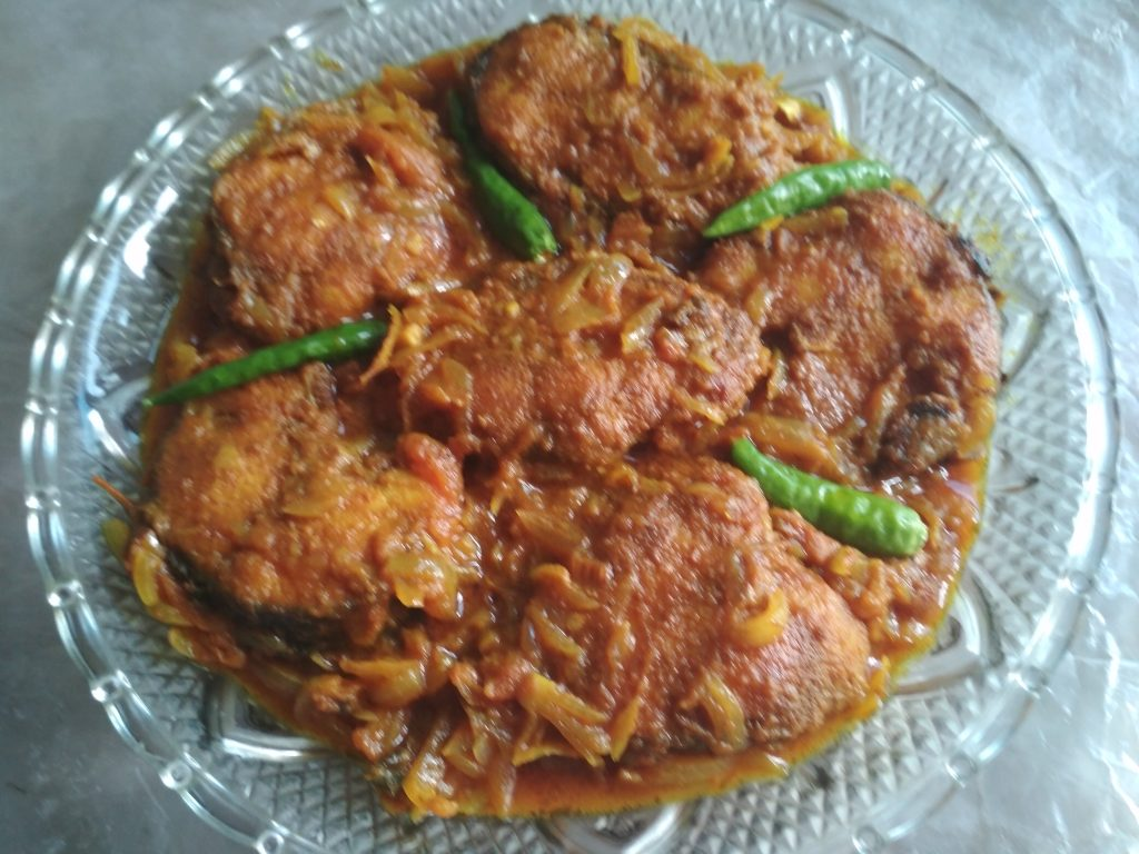 Rui Mach Bhuna from Dipti's Cookhouse