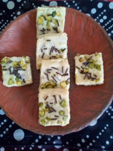 Powder Milk Sandesh from Made by Mood