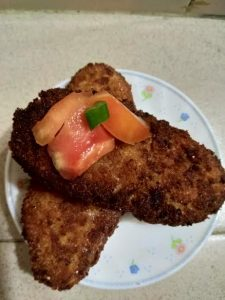 Phulkopi (Cauliflower) Cutlet from Kory's Recipe