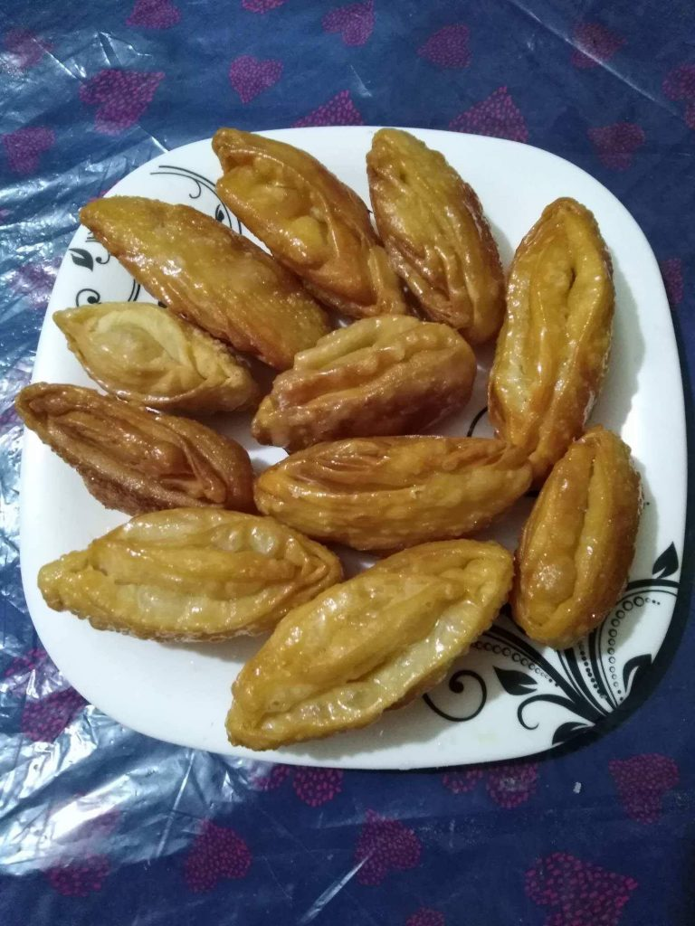 Khaja from It's Mamma's Kitchen