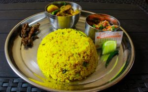 Beef Khichuri Platter from Eat FoR LifE
