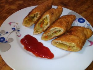 Vegetable Roll from Made by Mood