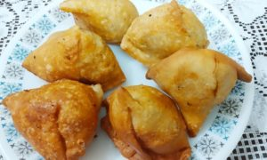 Frozen Potato Singara from Rosoui Ghor