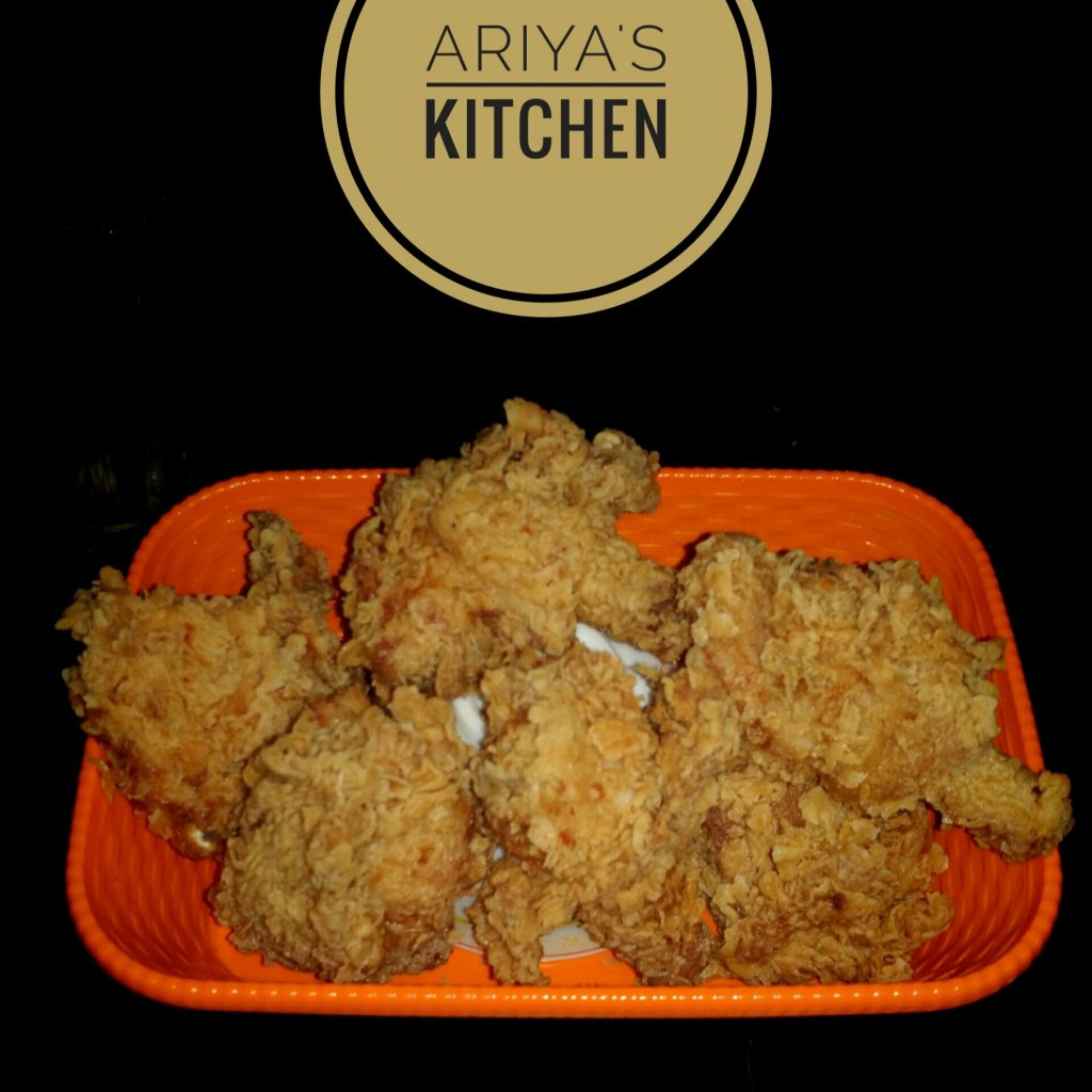 KFC style Fried Chicken from Arya's Kichen