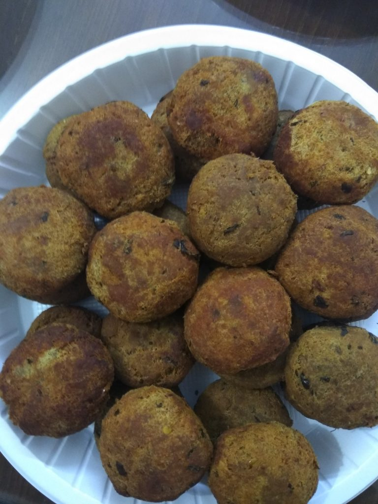 Frozen Beef Kabab from Afroza's Dine