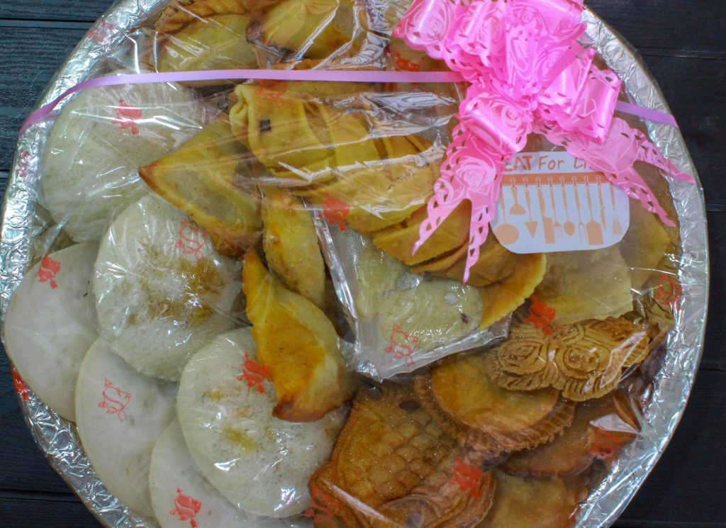 Pitha Platter from Eat FoR LifE